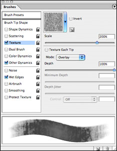 Your Brush Settings