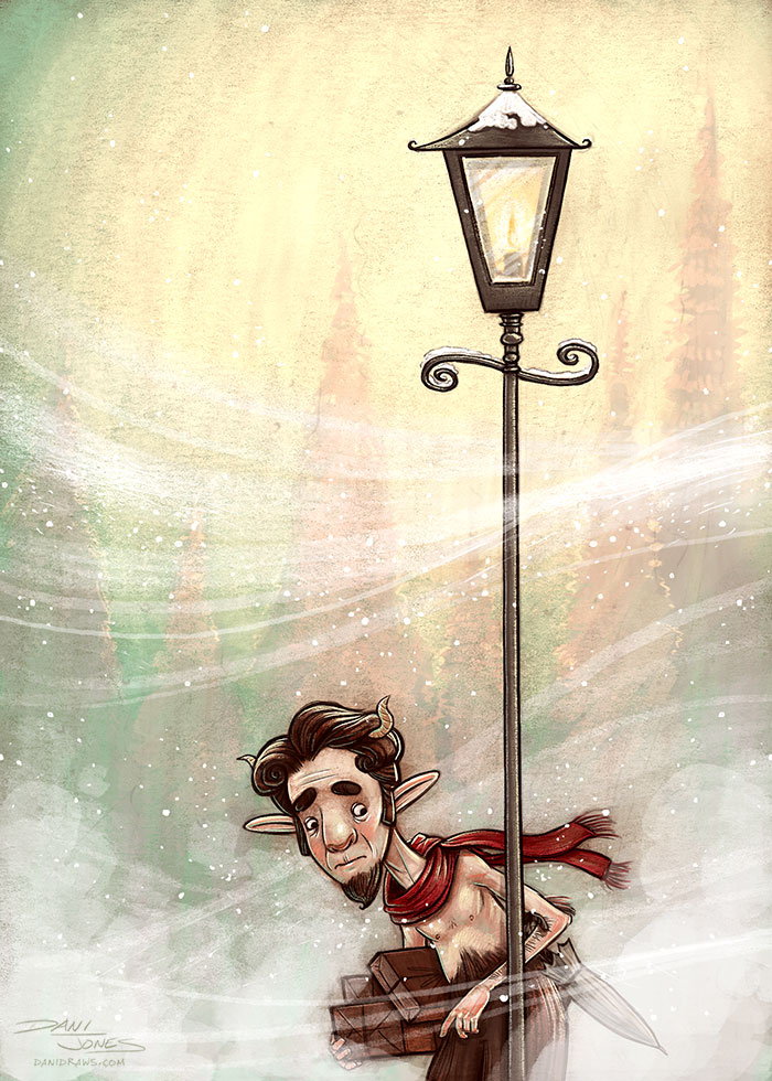 Tumnus by Dani Jones http://danidraws.com