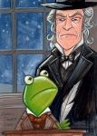 Kermit and Caine