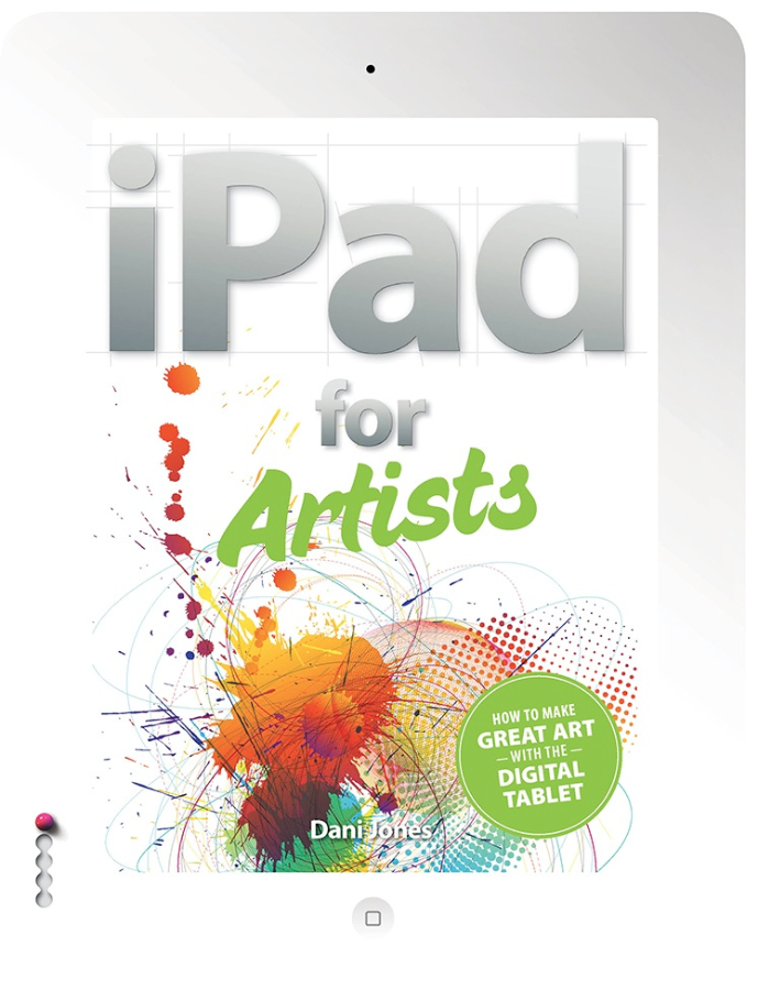 iPad for Artists cover