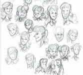 littlewomen_headsketches