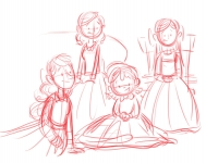 littlewomen_sisterssketch