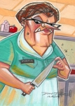 Evil Lunch Lady