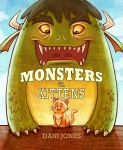 Monsters Vs. Kittens by Dani Jones