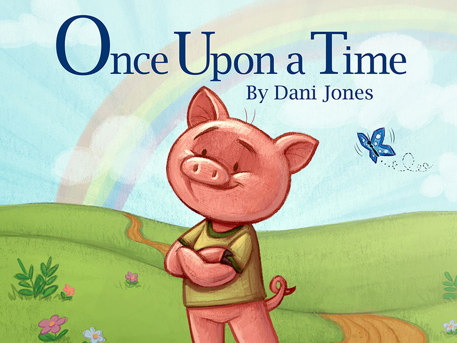 Once Upon a Time by Dani Jones