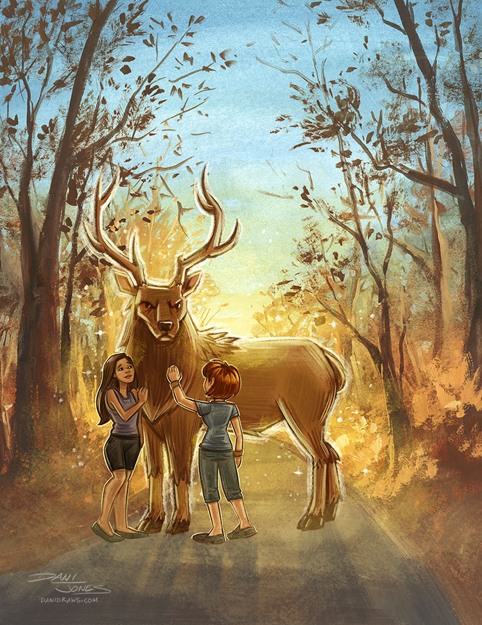The Road by Dani Jones danidraws.com