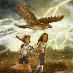 The Storm by Dani Jones danidraws.com