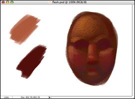 Dark Skin Diagram
