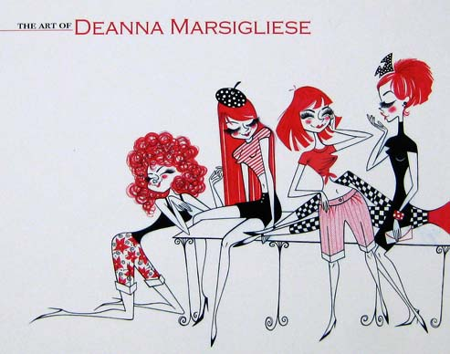 The Art of Deanna Marsigliese