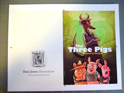 3pigs6 Printing