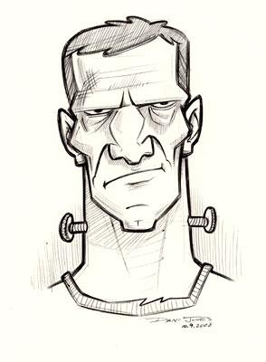 Just Draw Dani Jones