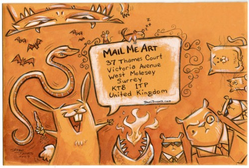 Mail Me Art 2
