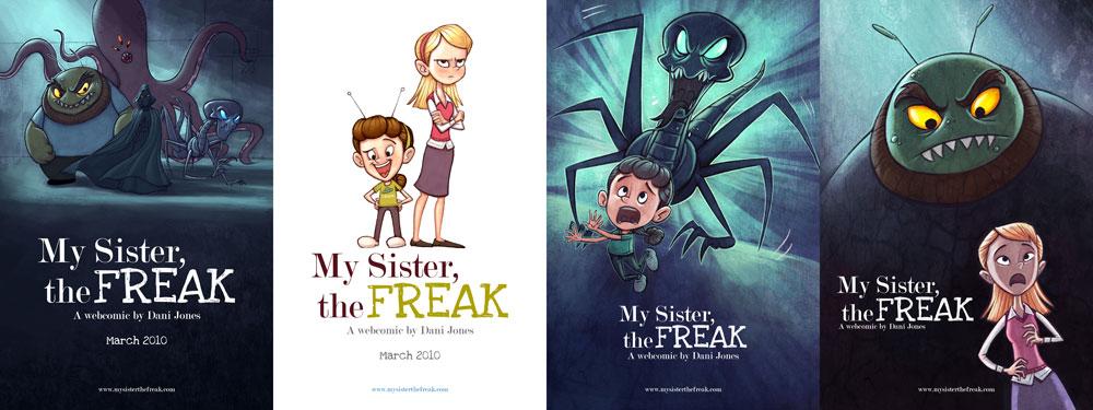 My Sister the Freak