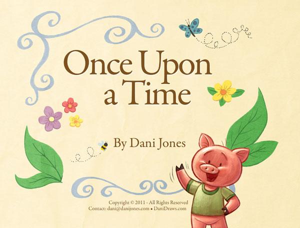 Making and Publishing a Children's Book, Part 4   Dani Jones