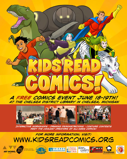 Kidsreadcomics