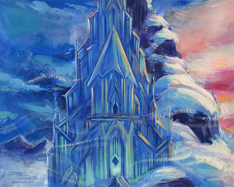 frozencastle